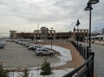 New Station and Parking Deck