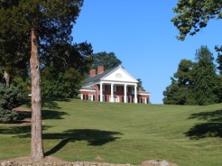 Served as a Confederate headquarters. It is currently home to the president of the University of Mary Washington