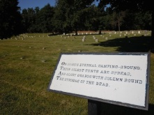 15,000 Union Soldiers are Buried Here