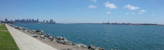 San Diego and Coronado Island