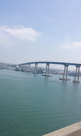 Bridge to Coronado