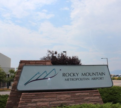 Rocky Mountain Metropolitan Airport - Broomfield, CO