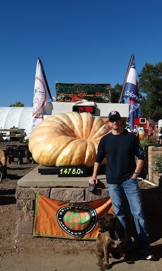 Jared's Nursery Giant Pumpkin Weigh-off & Festival