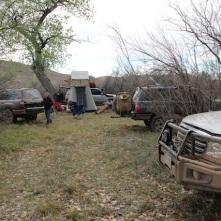 Camping Near Fish Ford
